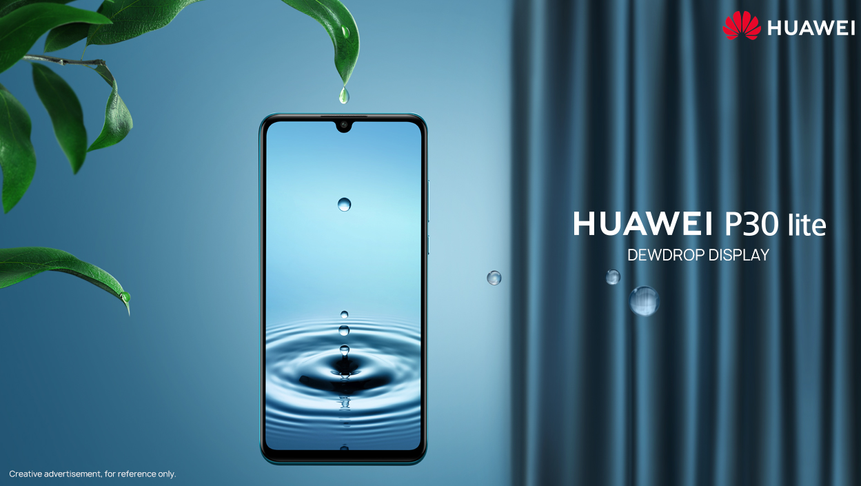 Huawei P30 Lite: Ενα smartphone για ότι στυλ και αν επιλέγεις