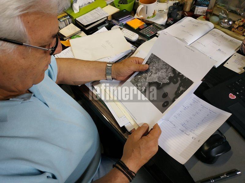 Ο πρόεδρος του ΠΑΚΟΕ Παναγιώτης Χριστοδουλάκης