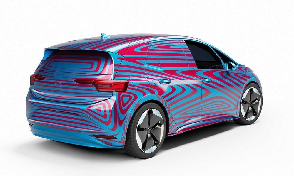 Τεχνικά το VW ID.3. θα βασιστεί την πλατφόρμα ΜΕΒ (χρησιμοποιείται από το VW Group για ηλεκτρικά μοντέλα) και θα είναι πισωκίνητο.