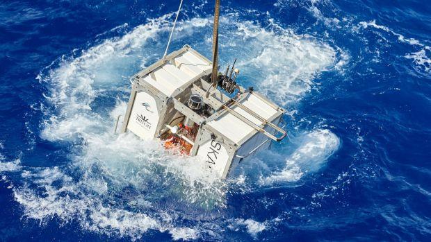 Κατάδυση στη θάλασσα