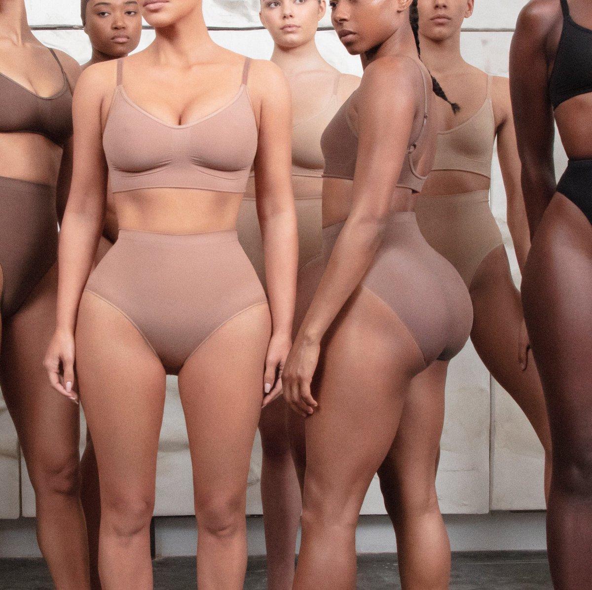 Η νέα σειρά της Κιμ Καρντάσιαν υποτίθεται πως αγκαλιάζει το γυναικείο σώμα και τονίζει τις καμπύλες του