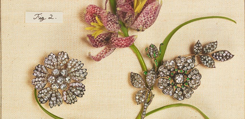 Κοσμήματα λουλούδια