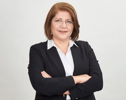 Η κυρία Ελένη Καραφώκα - Μαύρου