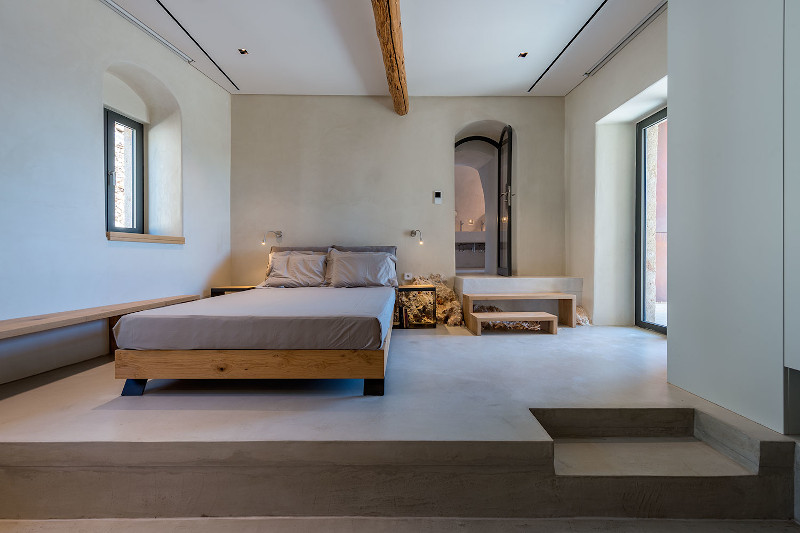 Το μινιμαλίστικο υπνοδωμάτιο