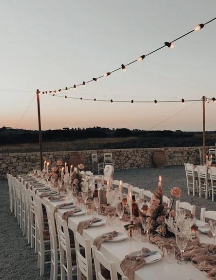 Το τραπέζι του γάμου