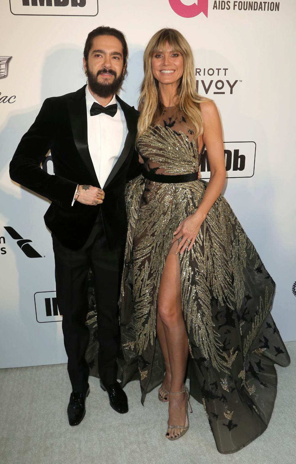 Η Χάιντι Κλουμ θα παντρευτεί με τον αγαπημένο της Τομ Κάλιτζ σε έναν μήνα στο Κάπρι