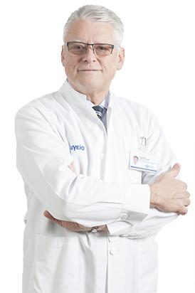 Ο κ. Στέλιος Κωνσταντινίδης, Καρδιολόγος, Διευθυντής Β' Καρδιολογικής Κλινικής ΥΓΕΙΑ.
