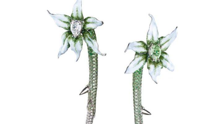 Κοσμήματα-λουλούδια