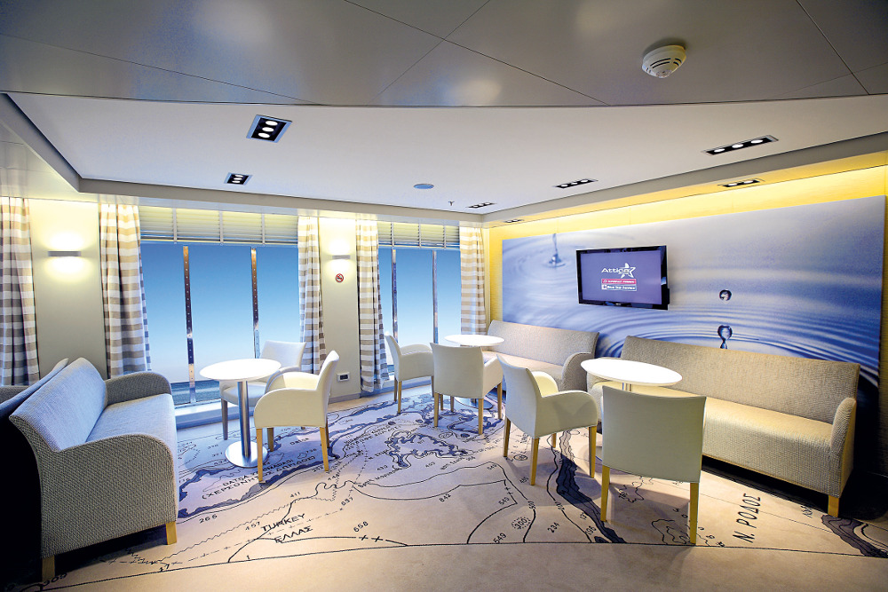 Άνεση και πολυτέλεια στο reception lounge