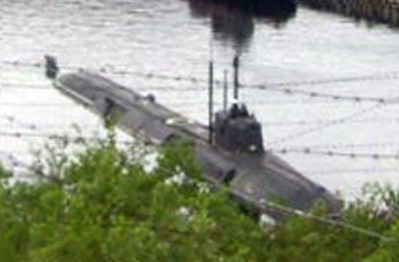 Το ερευνητικό -κατασκοπευτικό υποβρύχιο Losharik.