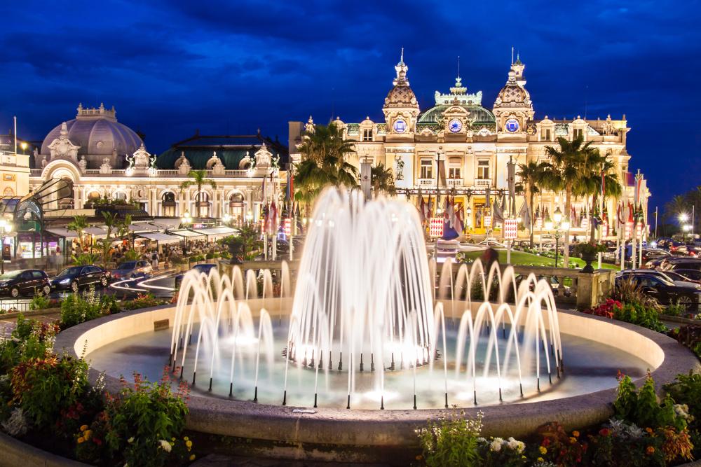 Το διάσημο καζίνο Monte Carlo
