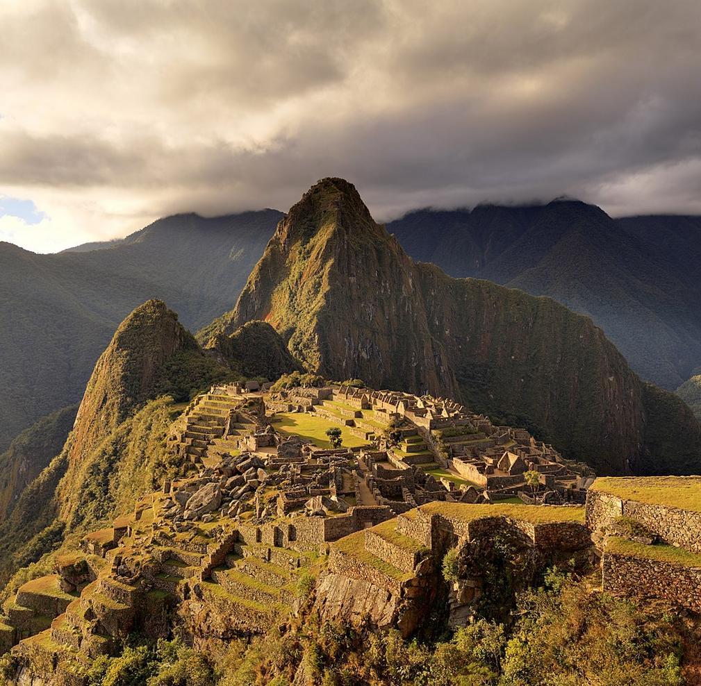 Οι Ίνκας έκτισαν εσκεμμένα το Μάτσου Πίτσου σε σημείο συνάντησης τεκτονικών ρηγμάτων, λέει ο Βραζιλιάνος γεωλόγος Rualdo Menegat.
