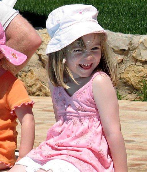 Η 3χρονη Μαντλίν ΜακΚαν εξαφανίστηκε ενώ βρισκόταν σε διακοπές με τους γονείς της στην Πράια ντα Λουζ - Αυτή είναι η τελευταία φωτογραφία της