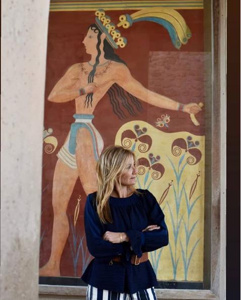 Η Μαρέβα Μητσοτάκη έχει καταγωγή από την Αίγυπτο, την Πολωνία και την Ελλάδα
