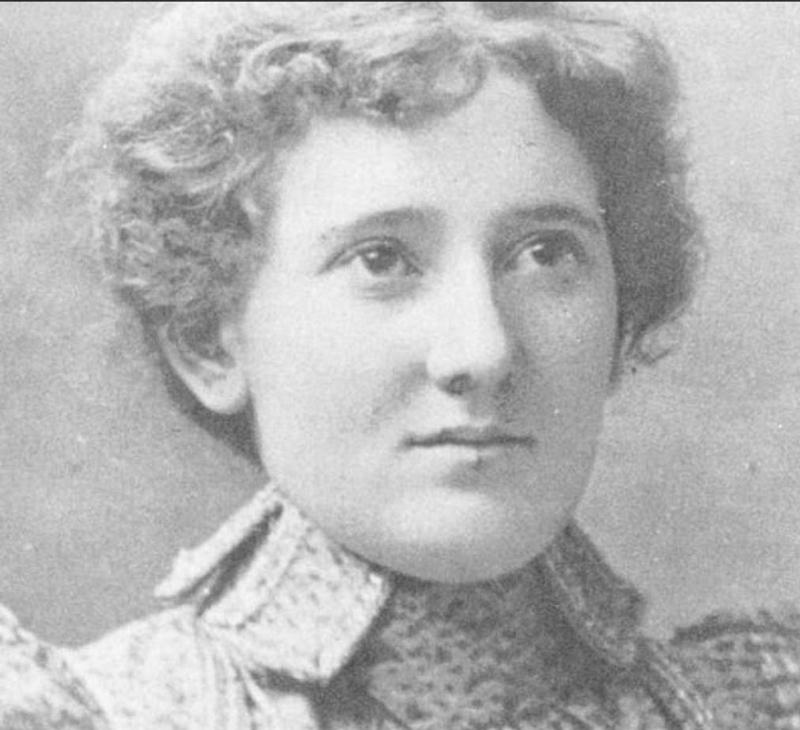 Η γιαγιά του Αδόλφου Χίτλερ από την πλευρά του πατέρα του, Μαρία Άννα Σίκλγκρούμπερ.
