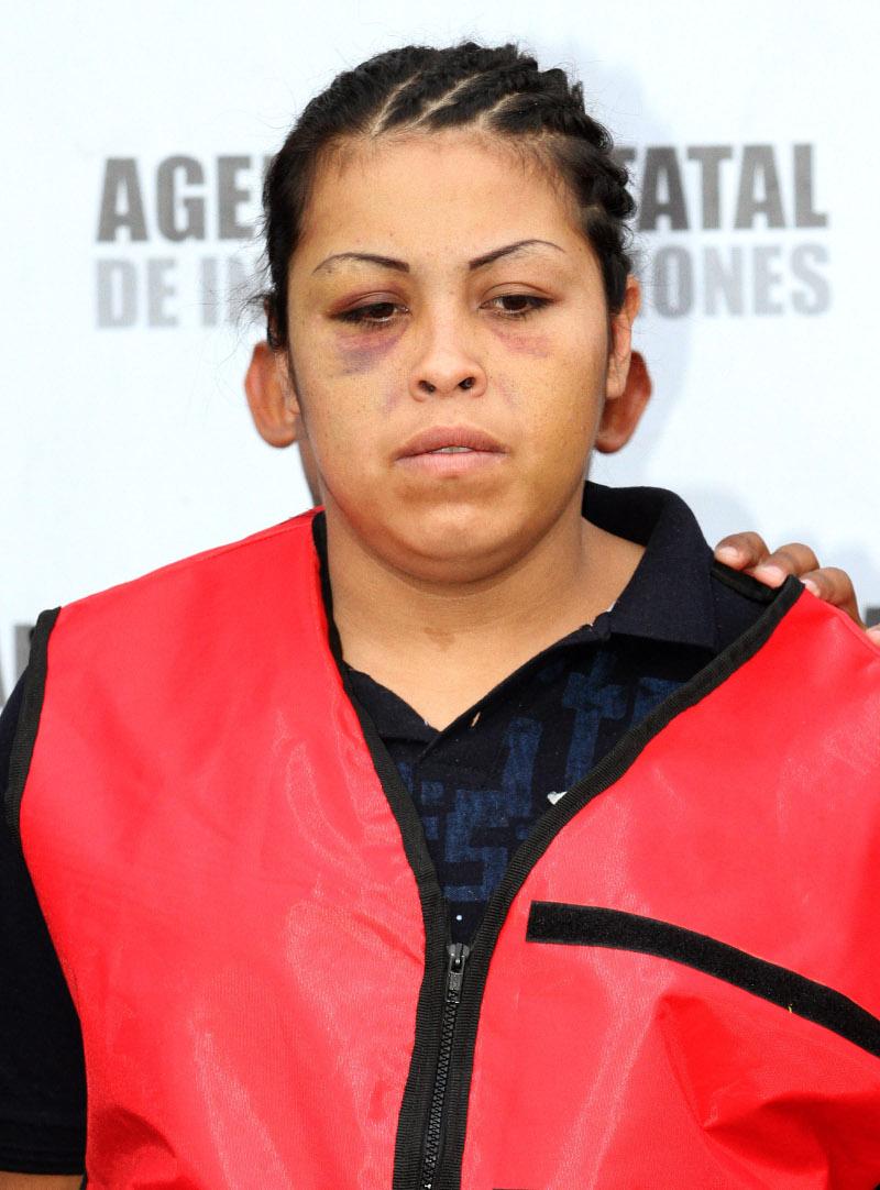 Μαρία Χιμένεζ - η πιο διαβόητη γυναίκα δολοφόνος στο Μεξικό.