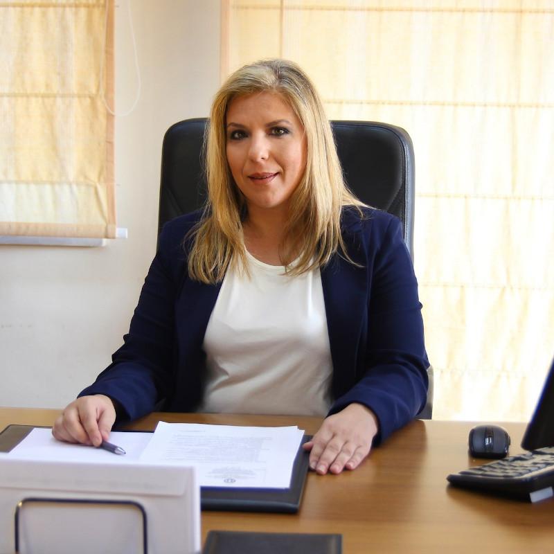 Η Μαρία Συρεγγέλα