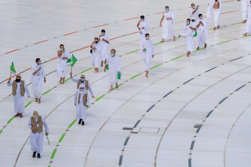 Υποχρεωτική η χρήση μάσκας για τους μουσουλμάνους στο φετινό προσκύνημα στη Μέκκα της Σαουδικής Αραβίας