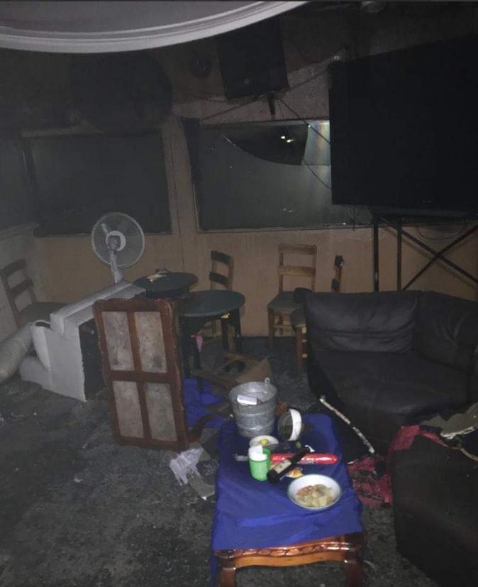 Η  επίθεση έγινε στο  κλαμπ Caballo Blanco στην παραθαλάσσια πόλη Κοατζακοάλκος στον Κόλπο του Μεξικό.
