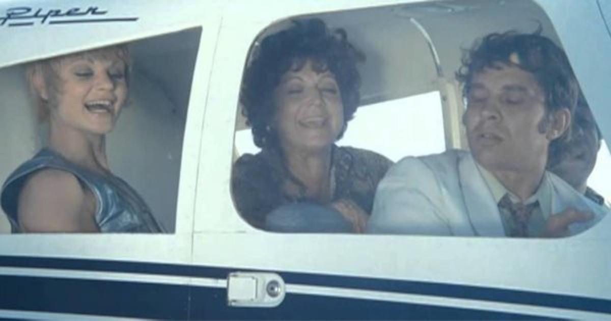 Μαρία Ιωαννίδου: «Με το αεροπλάνο του Αλέξανδρου Ωνάση φτάσαμε μέχρι την Αίγυπτο!»