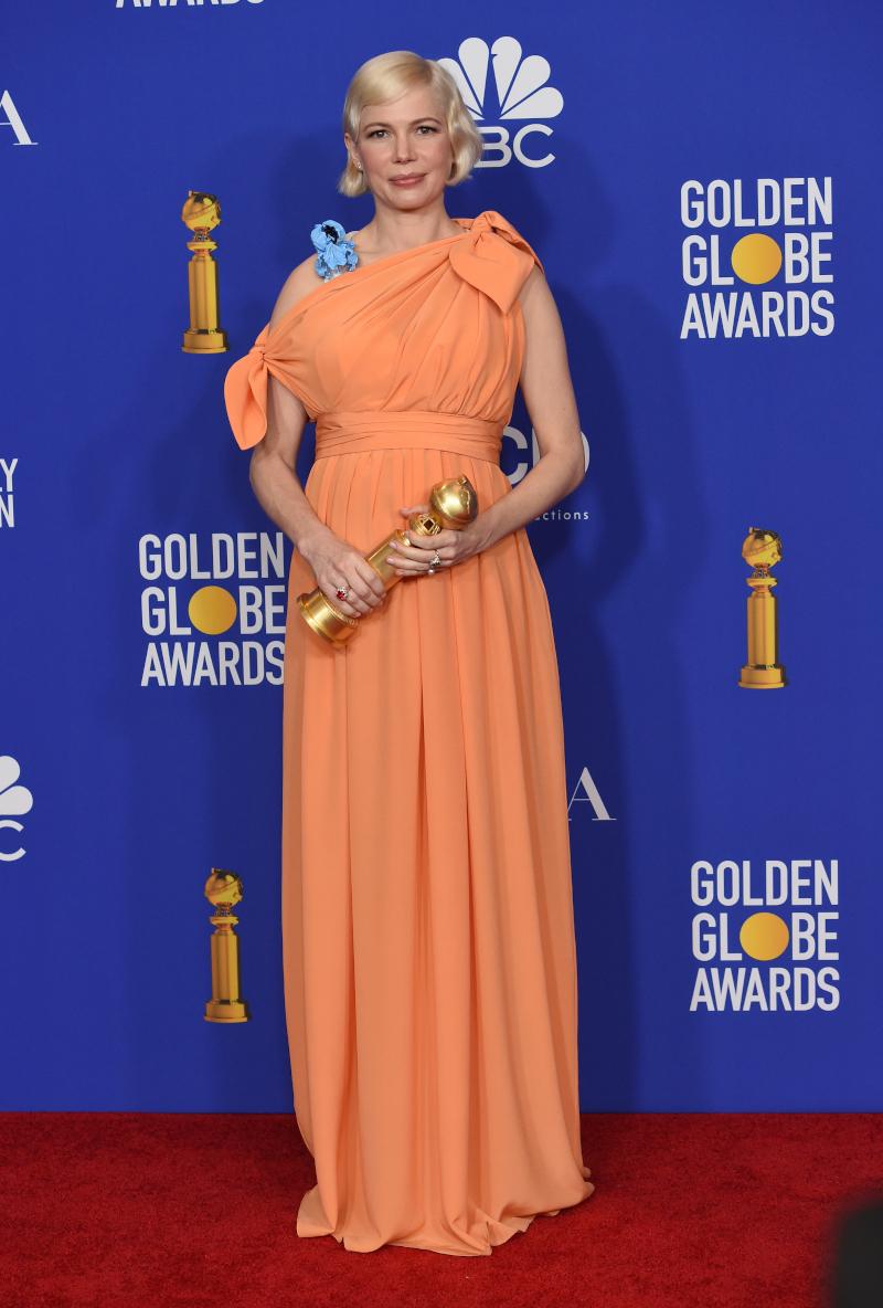 Η Μισέλ Ουίλιαμς κέρδισε το βραβείο Α' γυναικείου Ρόλου σε μίνι σειρά ή τηλεταινία