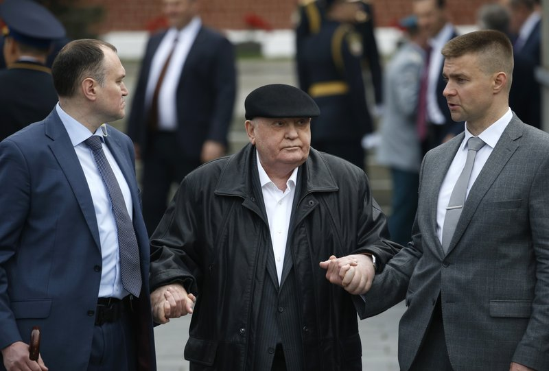 Ο Μιχαήλ Γκορμπατσόφ