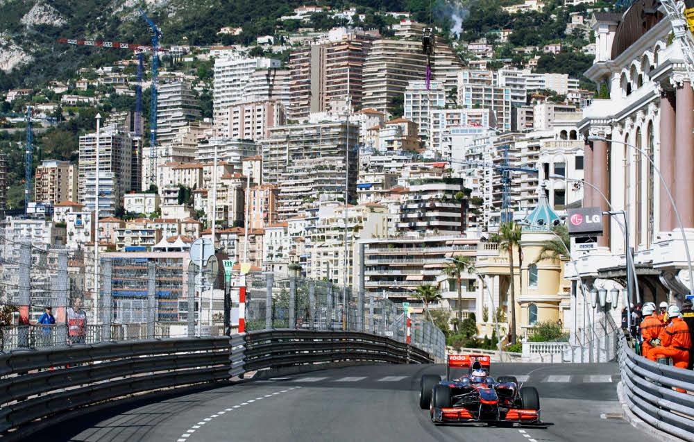 Το Μονακό είναι διάσημο για το Grand Prix