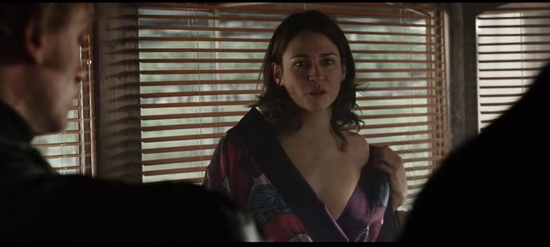 Σκηνή από την ταινία «Μόναχο» του Στίβεν Σπίλμπεργκ, που αποτυπώνει τη στιγμή που διαβόητη Ολλανδέζα  δολοφόνος Ζανέτ φαν Νέσεν έρχεται αντιμέτωποι με τους Ισραηλινούς πράκτορες που την εκτέλεσαν.