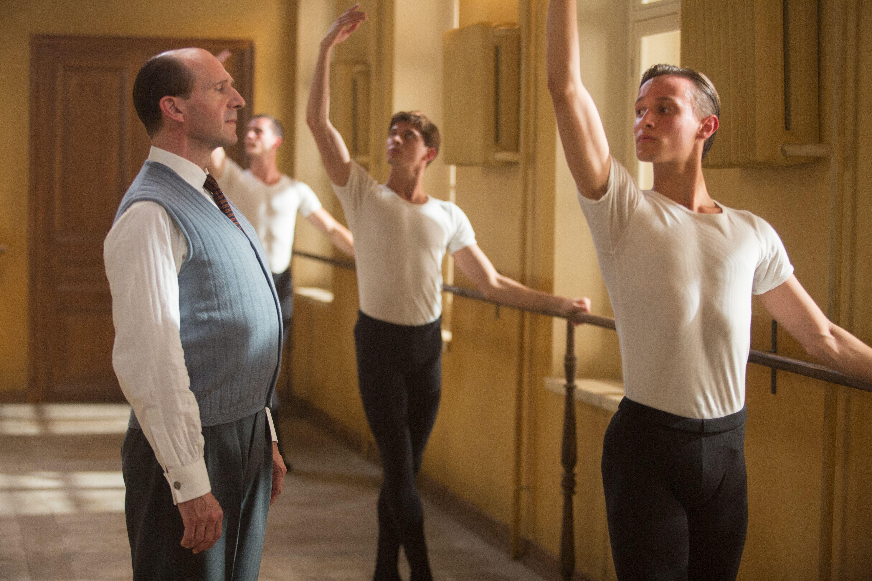 Χορευτές μπαλέτου