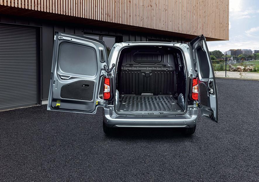 Μεγάλος ο χώρος φόρτωσης