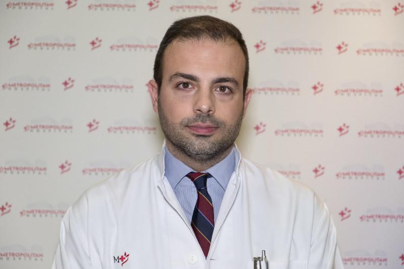 Ο Δρ. Ιωάννης Παληός