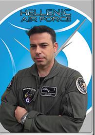 Ο επισμηναγός (Ι) Γιώργος Παπαδάκης