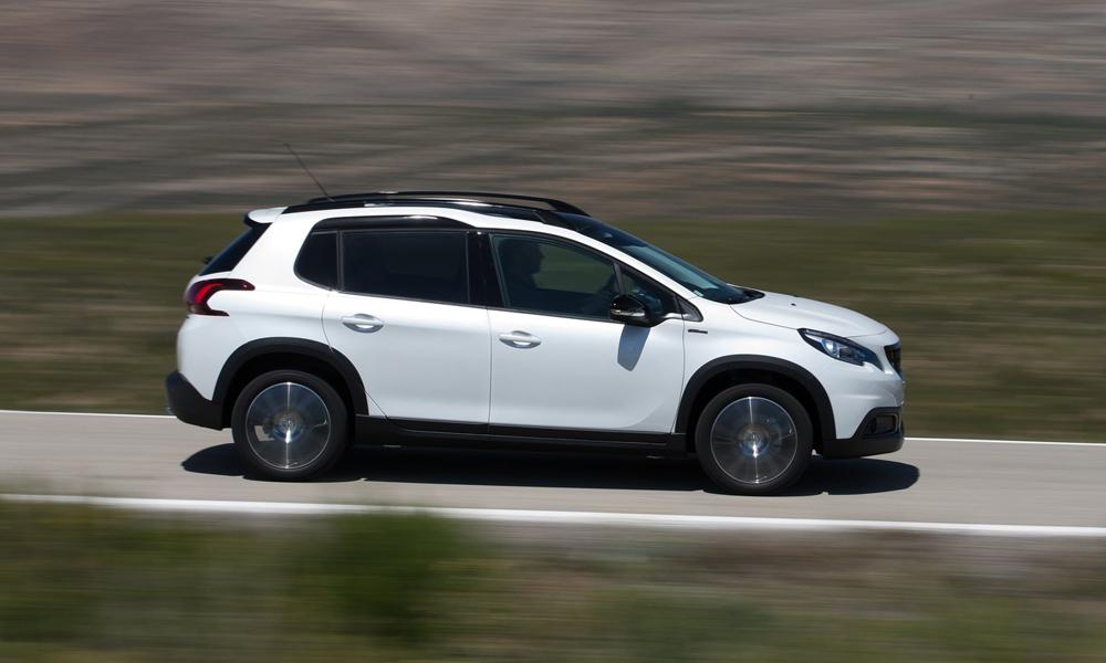 Το Peugeot 2008