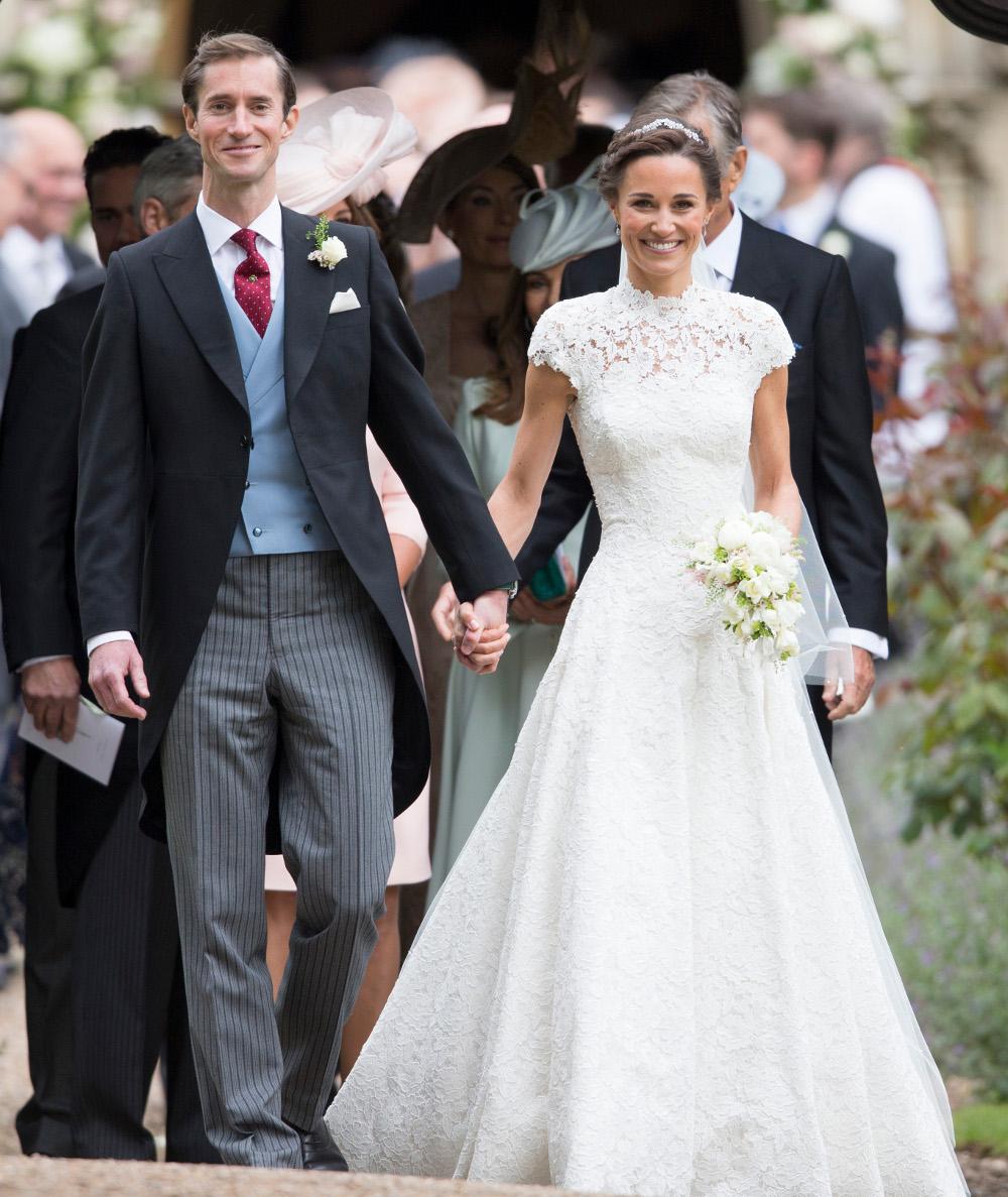 ο γάμος της Πίπα Μίντλετον