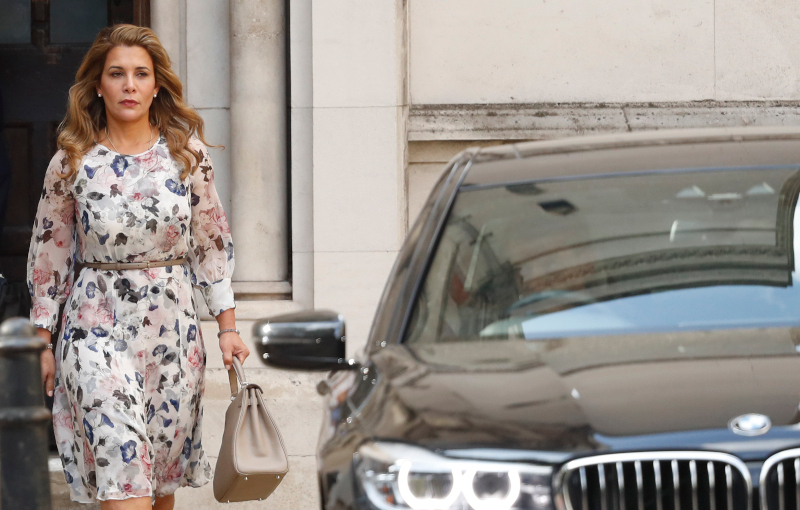 H 46xρονη πριγκίπισσα Χάγια, πρώην σύζυγος του σεϊχη του Ντουμπάι, ζει σε μια πανάκριβη έπαυλη στο Κένσινγκτον του Λονδίνου