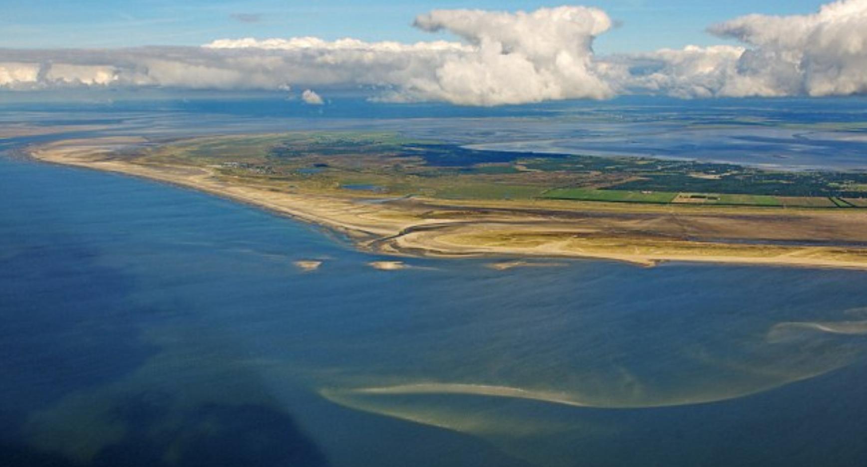 Ερευνητές εντόπισαν ιζήματα που μετέφερε το τσουνάμι πριν από 8.200 χρόνια μέχρι τη νήσο Romo στη δυτική ακτή της Δανίας / Φωτογραφία: Wikimedia Commons