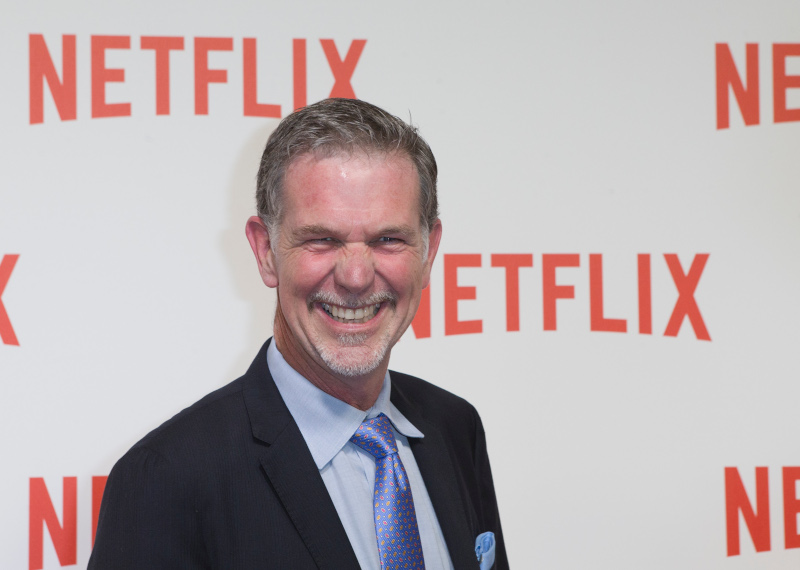 Ο ιδρυτής του Netflix, Ριντ Χάστινγκς