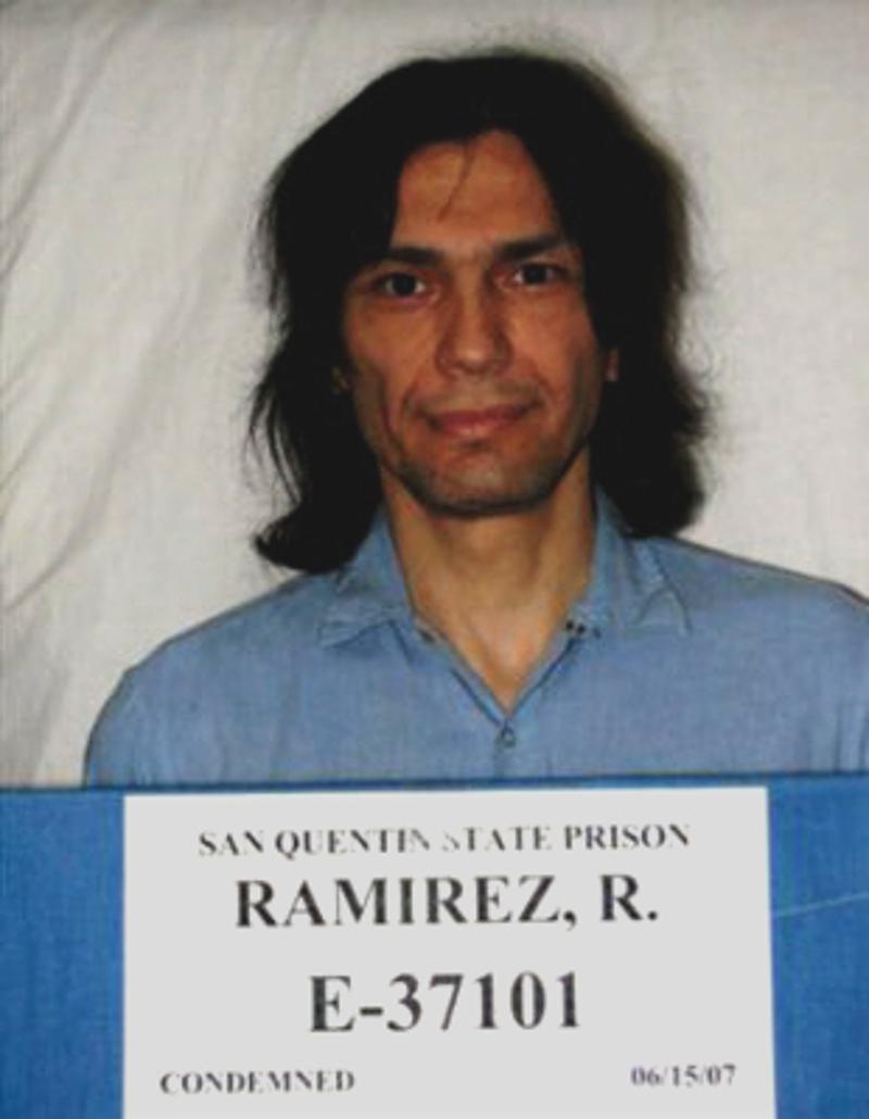 O κατά συρροή δολοφόνος Ρίτσαρντ Ραμίρεζ είχε μείνει για αρκετές εβδομάδες στο ξενοδοχείο Cecil του Λος Άντζελες.