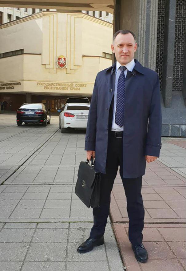Ο Andrey Shpilenko