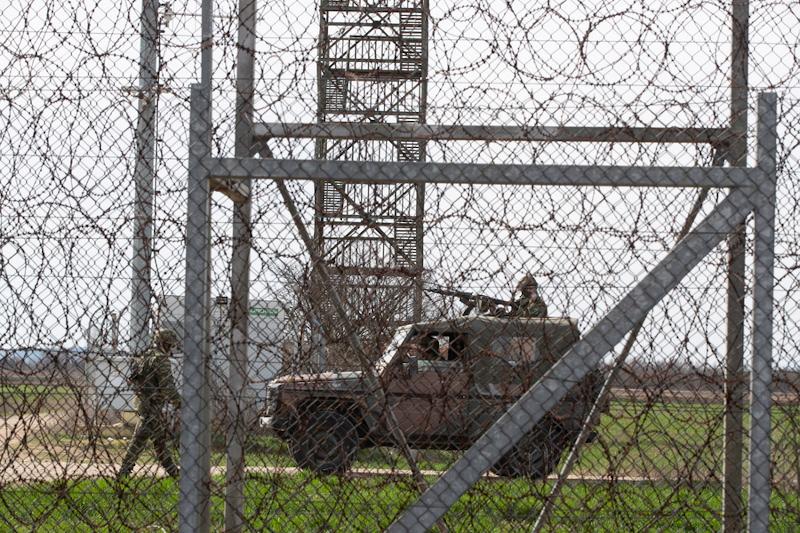 σύνορα Έβρος στρατός
