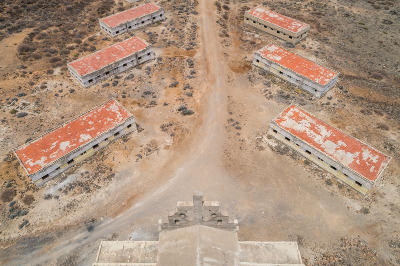 Το Sanatorio de Abona από ψηλά