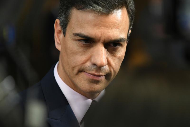 Ο 47χρονος Πέδρο Σάντσεθ, το «ομορφόπαιδο» της ισπανικής πολιτικής, όπως τον αποκαλούν.