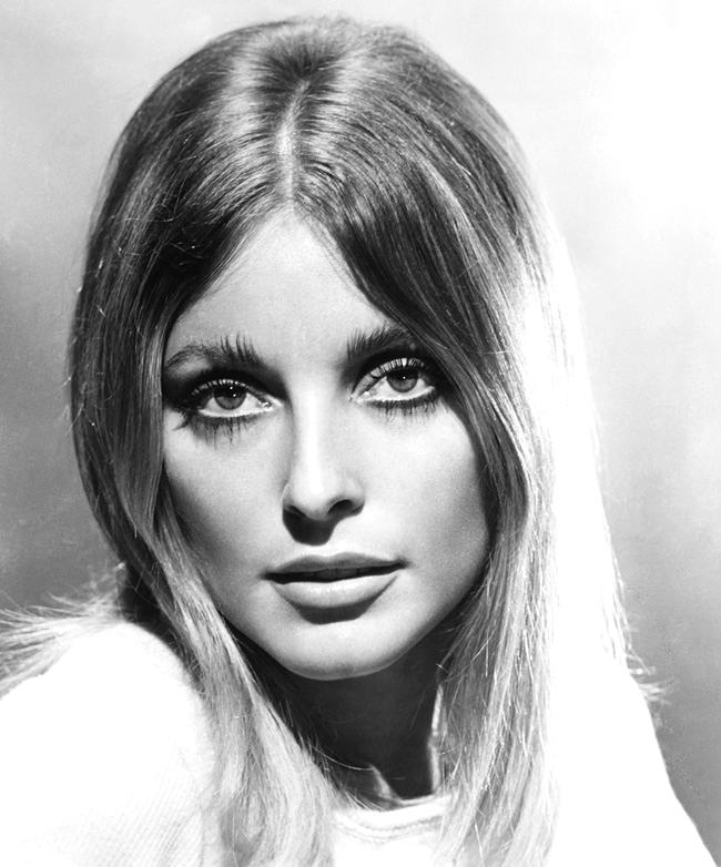 Η Σάρον Τέιτ στην «Κοιλάδα με τις Κούκλες» του 1967.