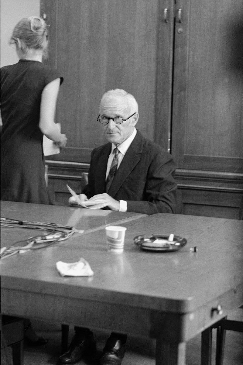 Ο Σίντνεϊ Γκότλιμπ σε μια φωτογραφία του 1977.