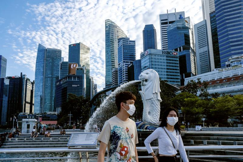 Στη Σιγκαπούρη χρησιμοποιείται app στα κινητά για τον εντοπισμό κρουσμάτων του κορωνοϊού