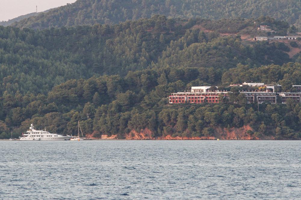 Το ξενοδοχείο Skiathos Palace