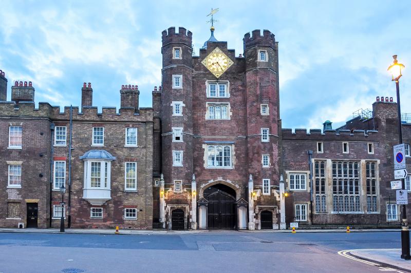 Το St James' Palace