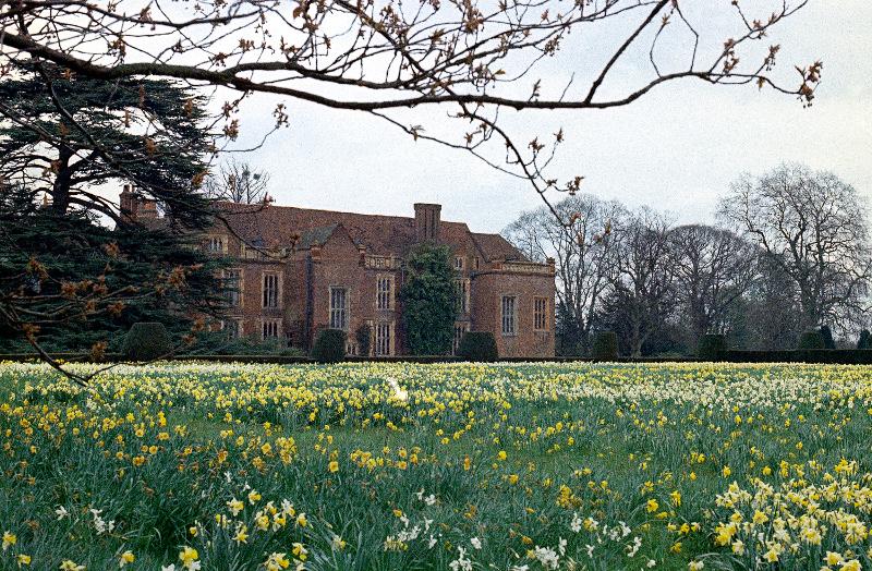 Το Sutton House του Ζαν Πολ Γκετί στο Σάρεϊ της Αγγλίας.