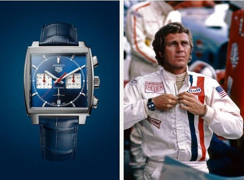 Στο σφυρί  το ρολόι-μύθος της (Tag) Heuer που φορούσε ο Στιβ ΜακΚουίν στην ταινία Le Mans – Να τι το κάνει τόσο ιδιαίτερο [εικόνες]