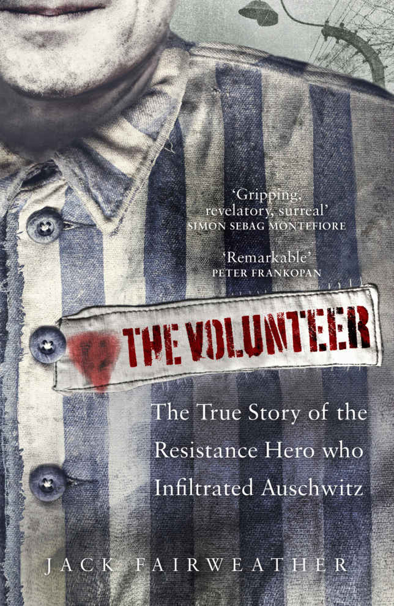 Το εξώφυλλο του βιβλίου του πρώην πολεμικού ανταποκριτή της Washington Post, Τζακ Φεργουέδερ για τον Πολωνό αντιστασιακό Βίτολντ Πιλέτσκι, που φυλακίστηκε εθελοντικά στο Άουσβιτς για να ενημερώνει τους Συμμάχους για τις θηριωδίες των Ναζί.